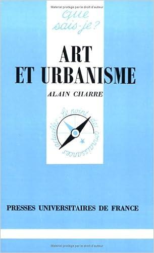 Livres gratuits en ligne Art et urbanisme pdf epub