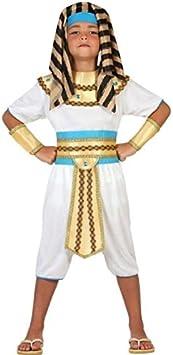 Oferta amazon: Atosa-23306 Disfraz Egipcio, color dorado, 7 a 9 años (23306)