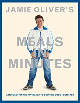 jamie oliver\u0027s meals in minutes a revolutionary approach to cookingfollow the author jamie oliver