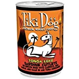 Tiki Dog Tonga Luau Sardine Cutlets on Brown Rice – 12x14oz Review