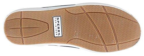 Sperry Top-Sider Halyard 2-Eye,Ecru,10 M US blu navy