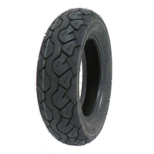 (Tire 110/90-10 Tubeless Front/Rear Motorcycle Scooter Street Tire - 10