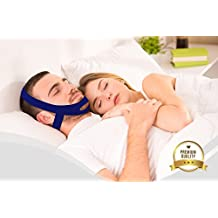 Stop Snoring Devices , Comfortable Adjustable Stop Snoring Chin Straps, Best Snoring Solutions for You