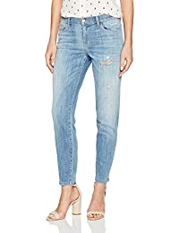 Women's Shelby Mid Rise Boyfriend Jeans in Rock This Town
