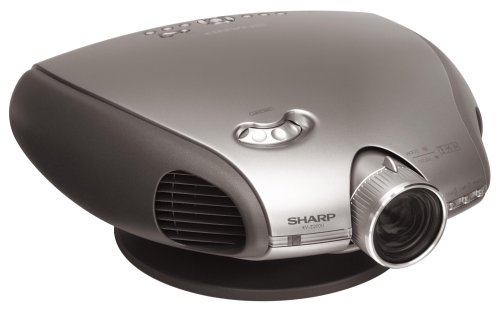 Sharp XV-Z200U Home Theater Video Projector