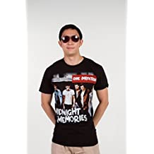 One Direction Midnight Memories 1353 Size M Medium New! T-shirt Tour Concert