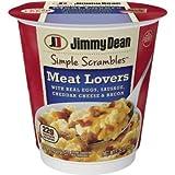 Jimmy Dean Simple Scrambles, Meat Lover's Breakfast