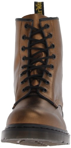 Dr Bronze Boots Metallic 1460 Martens Pewter Nappa gP84O