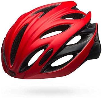 Bell Unisex - Casco de Bicicleta Overdrive para Adultos, Color ...