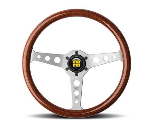 momo steering wheel wood - 1