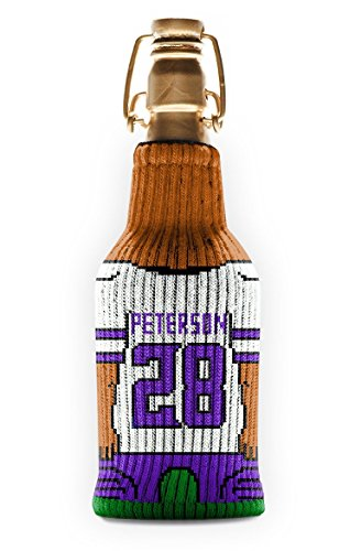 Freaker USA Adrian Peterson Minnesota Vikings Insulated Jersey Drink Insulator from Freaker USA