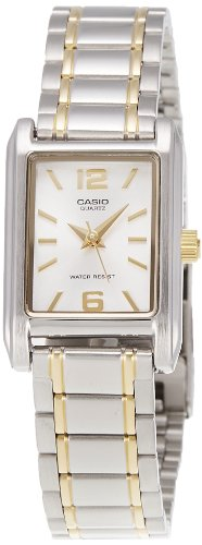Casio Womens LTP 1235SG 7A Two Tone Fashion