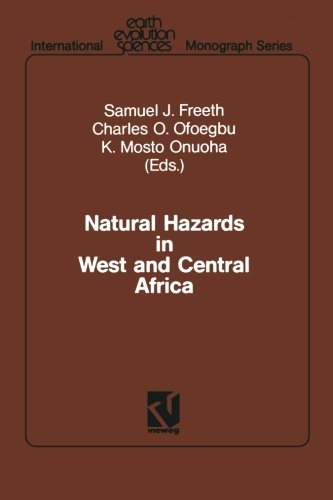 Natural Hazards in West and Central Africa (Earth Evolution Sciences)
