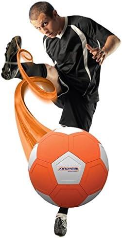 BestofTv Kicker Ball de balón de fútbol de niños (, Orange: Amazon ...
