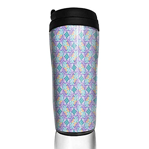 (coffee cups set of Seamless wallpaper pattern111115 12 oz,coffee cup decals for kitchen)