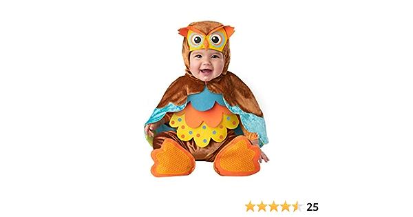 Details about  /InCharacter Hootie Cutie Infant Costume