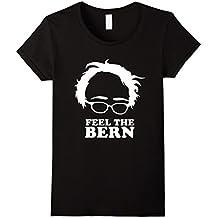 Feel the Bern T-Shirt   Bernie Sanders