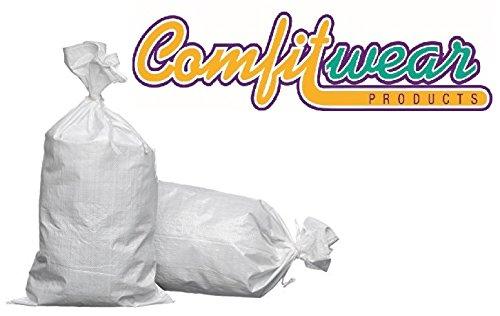 Woven Polypropylene Sand Bags 15''W x 27''L {1000 pc.} by Comfitwear