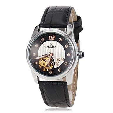 Reloj moderno mujer-Cargador automático-analógico