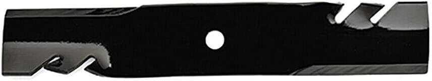 """3-96-808 Oregon Replacement lawn mower blade 14-1//2/"""" X 5//8/"""" center"""