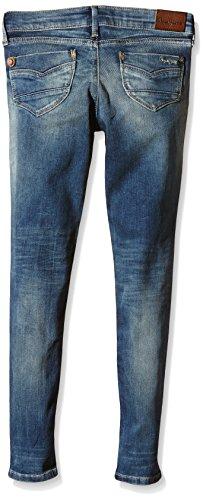 Pixlette para y35 Denim Azul Niñas Jeans Jeans Pepe 000 5qRwOUTF
