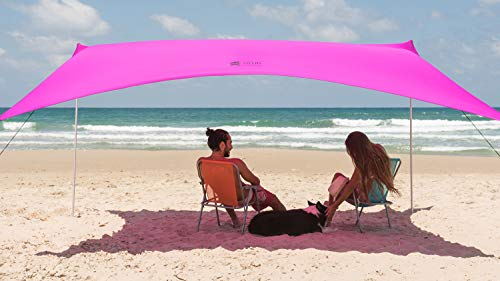 Artik Sun Shade (Light Pink, Large)