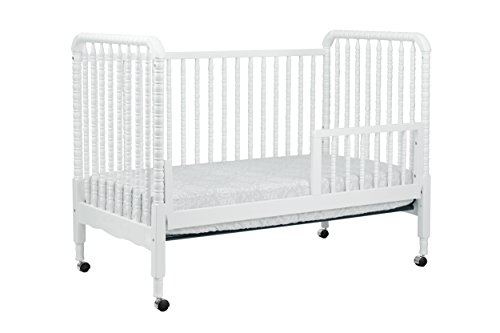 DaVinci Jenny Lind Stationary Crib, White by DaVinci (Image #9)