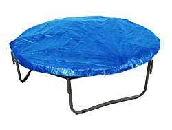 Economy Trampoline Weather Protection Cover, Fits For Pure Fun Model # 9015ts - Blue