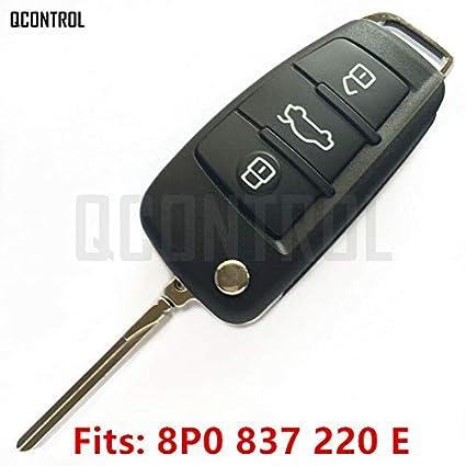 FidgetGear 5FA009272-31 - Llavero Remoto para Audi A3 S3 A4 ...