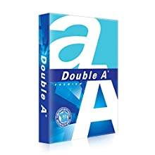 Double A DA000059SINGLE - Papel para fotocopiadoras (500 hojas A4), blanco