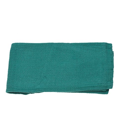 - Medline MDT216800 Non-Sterile Disposable OR Towels, Green (Pack of 100)
