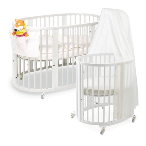 Stokke Sleepi System, White by Stokke