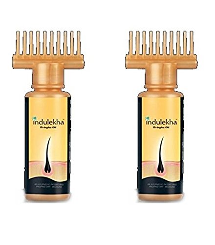 Indulekha Bhringa Hair Oil 100 ml (Pack Of 2)