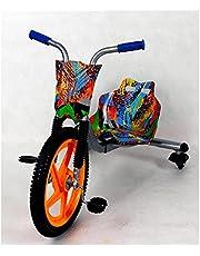 Toy&Joy 360 Drifting Trike 3-Wheeled multicolored