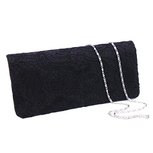 SSMK Evening femme pour Bag Noir Pochette AARrq