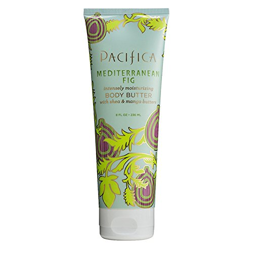 Pacifica Body Butter Tube, Mediterranean Fig, 8 Ounce