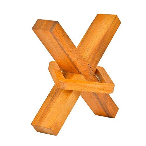 BRAIN GAMES Perplexing X in a Box (Large)