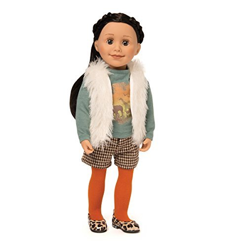 Maplelea Urban Jungle Outfit for 18 Inch Doll