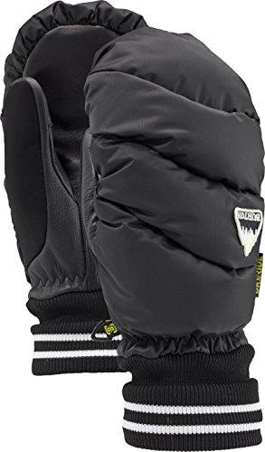 Burton Women's Warmest Mitts, True Black, Large (Winter Warmest Coat)
