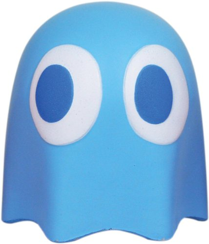 Pac Man Paladone Ghost Stressball (Colours Vary)