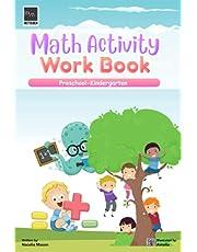 Math Activity Work Book: Preschool - Kindergarten