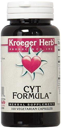 Kroeger Herb CYT Formula Capsules, 100 Count