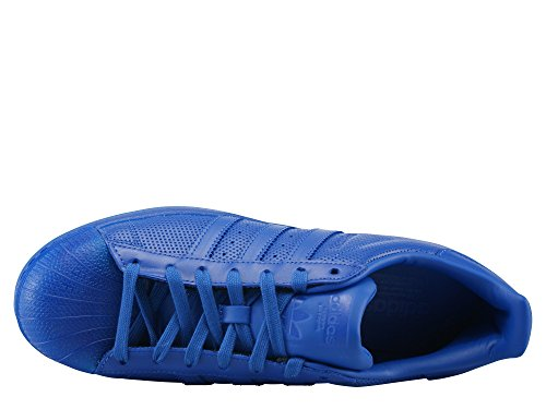 Adidas Sneaker SUPERSTAR ADICOLOR S80327 Blau Blau, Schuhgröße:37 1/3