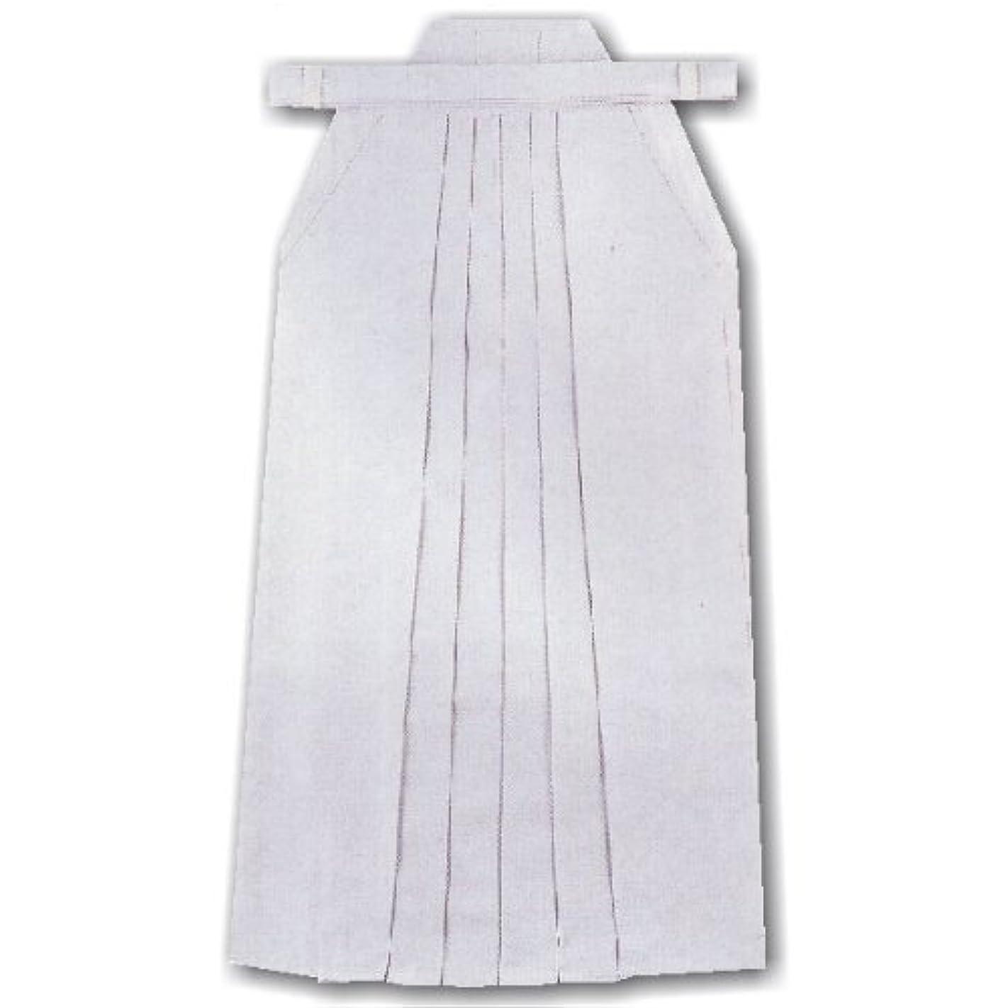 祭司バッテリースリム剣道 袴 特製ポリエステル&レーヨン袴 白色