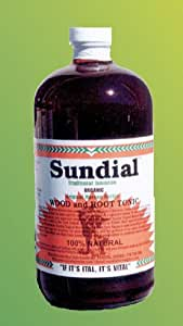 Sundial Wood Root Tonic 32 0z