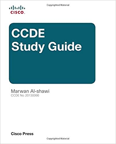 Ccde study guide quick reference marwan al shawi 9781587144615 ccde study guide quick reference 1st edition fandeluxe Choice Image