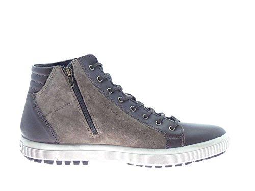 zapatillas de deporte IGI & CO hombres altos 67192/00 Fango