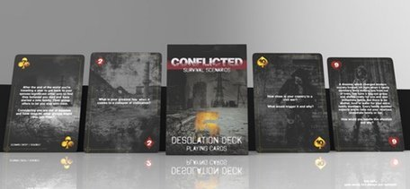 Conflicted-The-Survival-Card-Game-Conflicted-The-Survival-Card-Game-Deck-5-Desolation-Deck