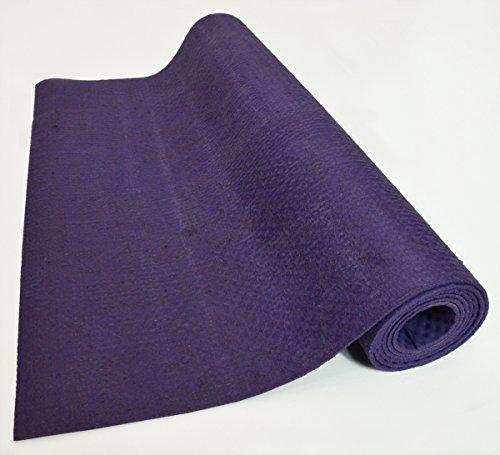 Eco Yoga Mat - Deep Lavender