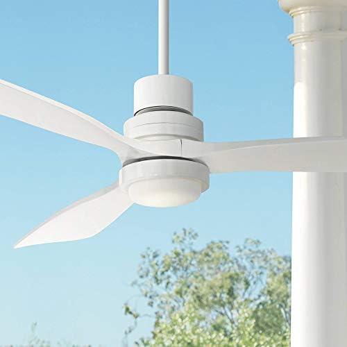 52″ Casa Delta-Wing Modern Outdoor Ceiling Fan